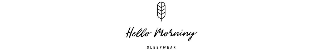 kombinezon do spania, piżamy damskie, bawełna organiczna, Hello Morning